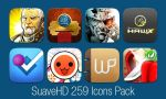 SuaveHD Icon Pack 1 by TheCrushader