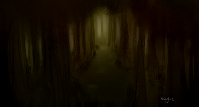 Woods by Brixyfire