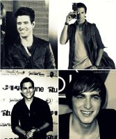 The Big Time Rush boys by thunder-freaxxx-zexi