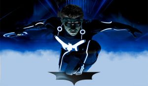 Tron Nightwing by IGMAN51