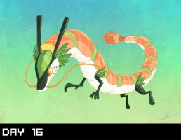 October 2015 Design Challenge: DAY 16 by Lanmana
