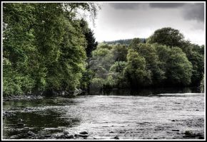 Moody River by WorldII