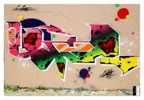 Graffitizm 04 by MethosKagami