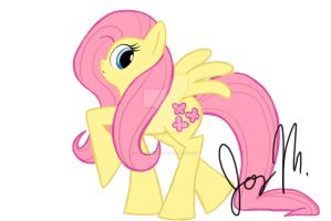 Fluttershy by Forev-Amore
