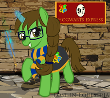 Ravenclaw Lainy by Lost-in-Equestria