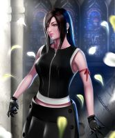 Tifa Lockhart by edwarddesu