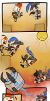 Grappling with Co-Op by RoochArffer