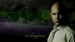Jesse Eisenberg- Lex Luthor (desktop) by carbonWinters