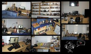 My studio by themico