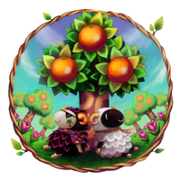 Orange Grove by Cortoony