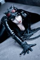 Catwoman by Its-Raining-Neon