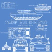 Tank blueprints by BlackTank