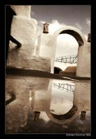 Ksar Reflection by kil1k