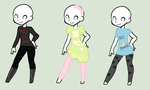 Outfit Adopts OPEN by momonpata