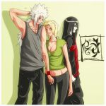 Casual Young Sannin by indy-riquez