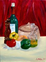 Still Life 2000 Physiotherapy by PomPrint