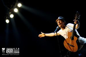 Java Jazz : Jason Mraz by septiansyah