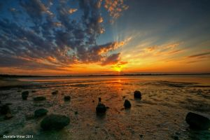 Barwon Heads Sunset HDR by DanielleMiner
