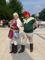 Skyward Sword Amecon '12 by KaniKaniza