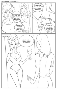 The Lingerie Store [Part 9] by pinkbrassiere