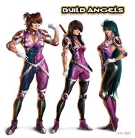 Build Angels by Liarath