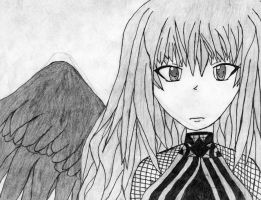 Dark Angel by DarkAngel13666