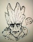 I am groot by darkskythe1979