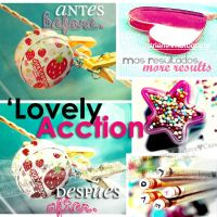 Lovely ACCTION by Cassie-flavor-love