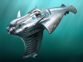 pleasure submarine by DaniilKuksov