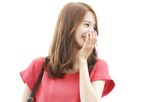 SNSD's YoonA PNG by shiningday