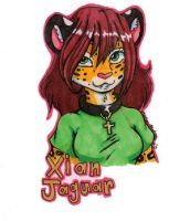 Xian Jaguar Badge by LainMokoto