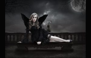 Dark Angel... by tasa78