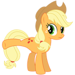 Applejack - Something's Afoot by ShurtugalRon