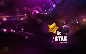 Be star with Quran by Telpo