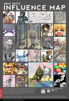 Wolf Suit's Influence Map by Wolf-Suit