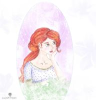 Anne dreaming by June85