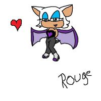 Rouge by emo2the3fox