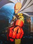 One Punch Man Signature 2 by Dinocojv