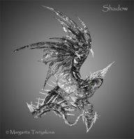 The Glass Shadow by Orixenus