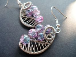 earrings 1 by Araien