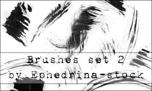 Brushes SET 2 by ephedrina-stock