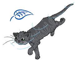 RiverClan - Willowshine by WildpathOfShadowClan