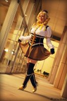 Mami Tomoe by catchancosplay
