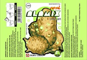Alamix Noni by astayoga