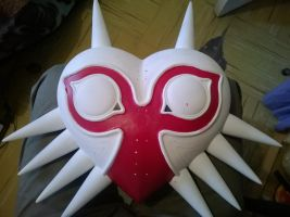 majora's mask wip6 by herektor