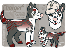 [Ref] Charger by lithxe