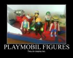 motivational poster-playmobil by LeniProduction