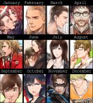 2013 Summary of Art by kanapy-art