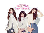 {PNG/Render #177 - #178 - #179} Suzy (miss A) by Larry1042k1