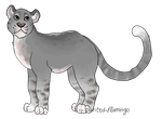 Lion Adopt- SOLD by painted-flamingo